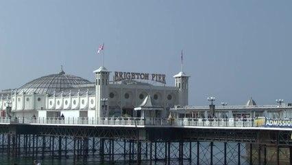 Das Brighton Pier