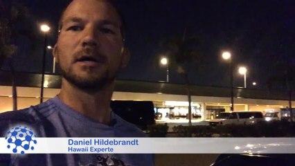 Wundervoller Landeanflug auf Maui