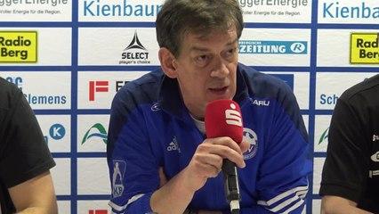 Handball Bundesliga: ThSV Eisenach verliert gegen VfL Gummersbach
