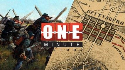 GETTYSBURG DAY 1 of 3 - July 1, 1863 - Battles of the American Civil War