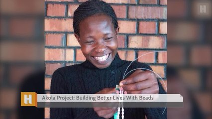 Akola Project: Building Better Lives With Beads