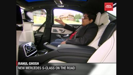 Mercedes-Benz S Class first drive review