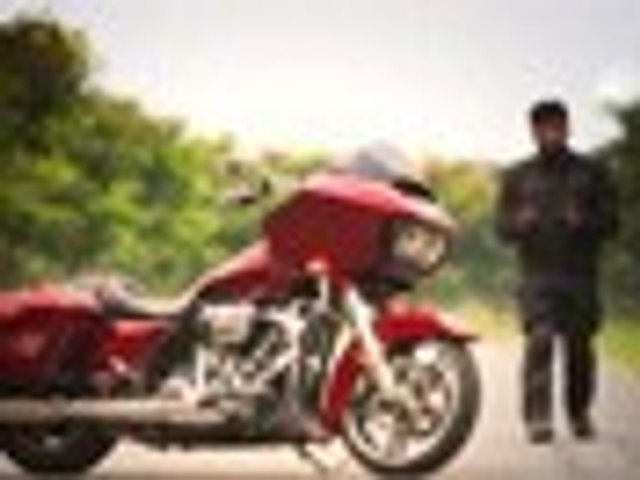 Harley Davidson Road Glide first ride review