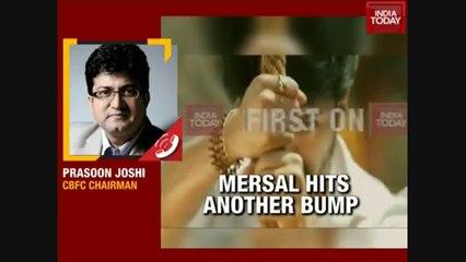 WATCH: Vijay's Athirindhi cleared without cuts, says CBFC chief Prasoon Joshi