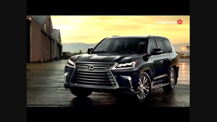 Lexus has launched the LX 450d SUV in India