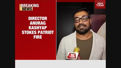 WATCH: Anurag Kashyap slams those opposing Padmavat, says they haven't even seen it