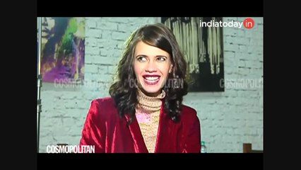 Watch: From her first kiss to loving rasam, Kalki Koechlin gets candid