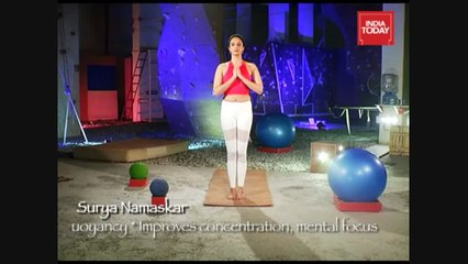 Watch: These are the yoga asanas you should start and end your day with