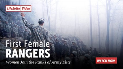 First Female Rangers