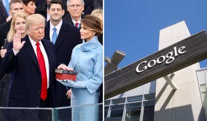 Google's Leaders Were Upset About Trump Win in 2016