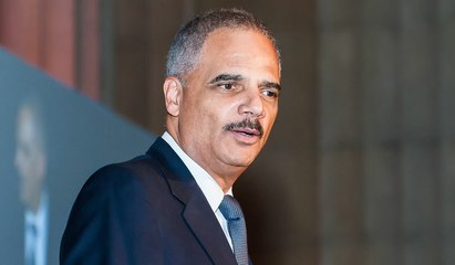 Eric Holder Questions 'Legitimacy' of SCOTUS