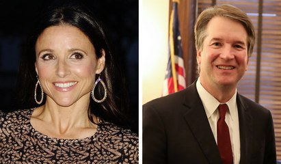 Julia Louis-Dreyfus Supports Kavanaugh Accuser