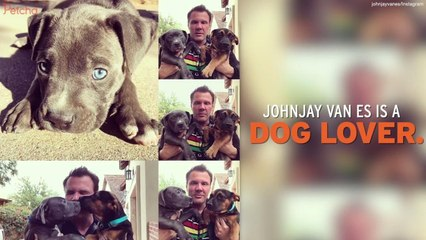 Radio Host Johnjay Van Es Finds Homes For 500 Dogs