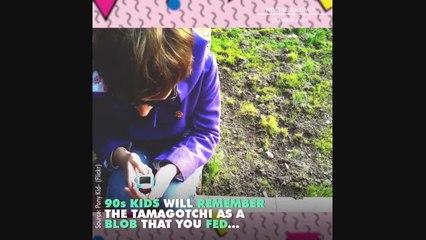 Tamagotchi—Your Favorite '90s Childhood Pet—Is BACK