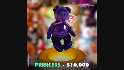 Some Beanie Babies are worth some serious cash!