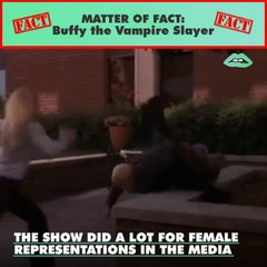 Buffy the Vampire Slayer slayed in more ways than one: including gay rights and subverting the idea of women as helpless