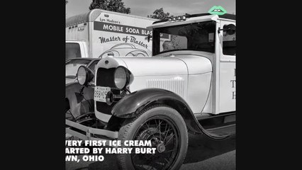 Here's a look at the history of a summer time legend — the ice cream truck!