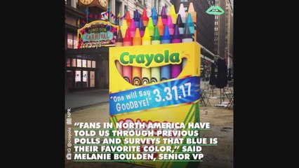 Crayola needs helping naming its newest color crayon!