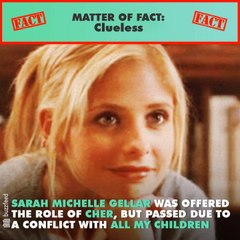 As if you knew all these facts about the movie Clueless