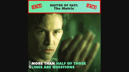 10 facts about 'The Matrix' that you never realized