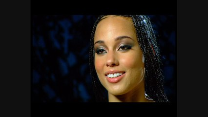 Alicia Keys Interview 7
