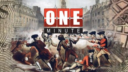 Crispus Attucks and The Boston Massacre - American Revolutionary War