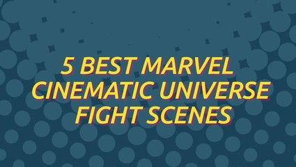 Top 5 Best Marvel Fight Scenes