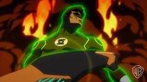 JUSTICE LEAGUE: WAR Clip Shows Batman and Green Lantern's First Meeting