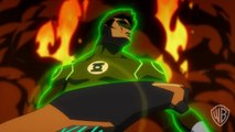 JUSTICE LEAGUE: WAR Clip Shows Batman and Green Lantern's First Meeting