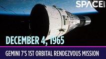 OTD in Space - Dec. 4: Gemini 7 Launches on 1st Orbital Rendezvous Mission