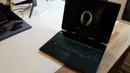 Alienware Goes Super Thin with M15 Laptop