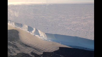 Antarctica's Ross Ice Shelf is 'Singing'