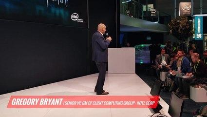 CES 2018 - Intel 10nm Announcement