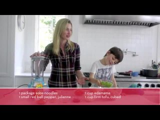 How To Make Cold Soba Noodles