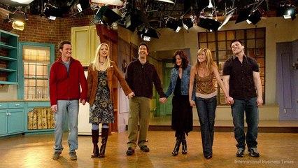 Friends Reunion NBC Special