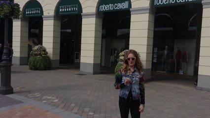 Outlet shopping in Italy