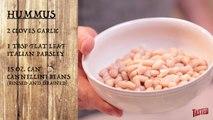 Homemade Cannellini Bean Hummus! - Rustic As F#%K