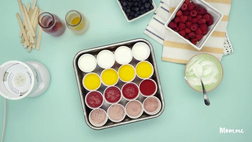 Mom Hacks: Yogurt