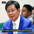 Lacson: Arroyo allies' districts get big 'pork' in 2019 budget