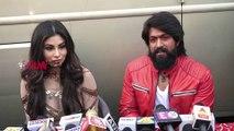 KGF Kannada Movie : ಹಿಂದಿ ಕೆಜಿಎಫ್ ಪ್ರೆಸ್ ಮೀಟ್ ನಲ್ಲಿ ಯಶ್ ಜೀರೋ ಸಿನಿಮಾ ಬಗ್ಗೆ ಹೇಳಿದ್ದೇನು?
