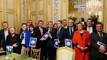 """""""Ça a vraiment été sans filtre"""", 15 élus des Yvelines ont rencontré Emmanuel Macron"""