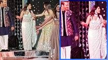 Isha Ambani Wedding: Priyanka Chopra dances with Isha & Anand Piramal; Watch Video | FilmiBeat