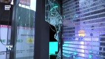 Paris, le jour d'après: encore des dégâts considérables