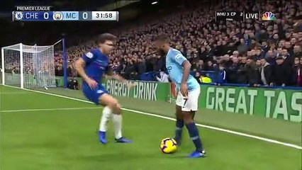 chelsea v man city premier league extended highlights 12 8 18 sports