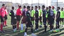 Abdulkadir Bitigen, akşam Süper Lig, sabah Amatör Lig maçında