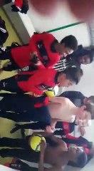 Cri de victoire du FC Guignes U12/U13 après le match contre l'US Presles-en-Brie