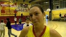 Juliette Delaune Martigues Sport Basket