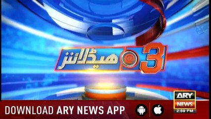 Headlines ARYNews 1500 10th December 2018