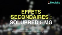 Solupred 5 mg : attention aux effets secondaires et effets indésirables
