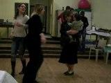 La danse des canards dans les bras de tata mily